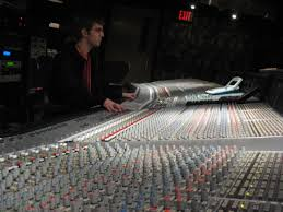Recording Studio Mixing Desk by What Is A Mixing Console U2013 This Is How It Works Audio Engineering