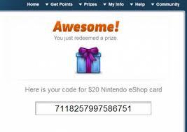 nintendo eshop gift card free nintendo eshop cards hubpages