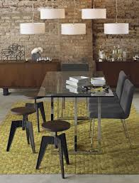 home trends design london loft dining table in walnut 22 best dining room images on pinterest dining room dining