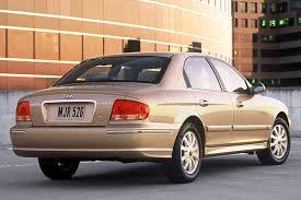 2000 hyundai sonata recalls 2005 hyundai sonata overview cars com