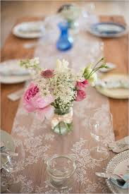lace table runners wedding 14 fabulous wedding table runners weddingsonline