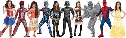 Childrens Halloween Costumes 10 Kids Costumes 2017