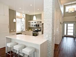 kitchen island peninsula kitchen peninsula designs that make cook rooms look amazing