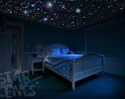 etoiles phosphorescentes plafond chambre etoiles phosphorescentes plafond chambre brillent les étoiles kit
