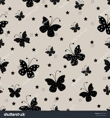 abstract pattern butterfly abstract butterfly seamless pattern background childish stock vector