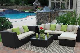 Traditional Outdoor Furniture by Outdoor Patio Paradise Eurolux Patio Verano Wicker Sofa Set Houzz