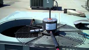 ac fan motor replacement cost hvac rheem condenser fan motor change out youtube