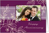 wedding wishes editing your wedding anniversary photo cards from greeting card universe