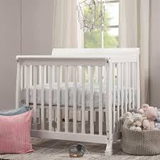 Davinci Emily Mini Convertible Crib by Davinci Kalani Mini Crib White Toys