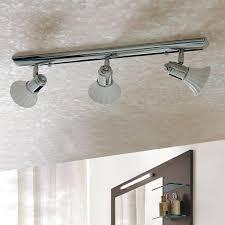 illuminazione bagno soffitto lada ceramica parete soffitto spot orientabili con snodo specchio