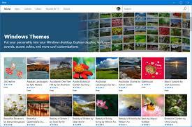 how to find the windows 10 creators update u0027s hidden desktop themes