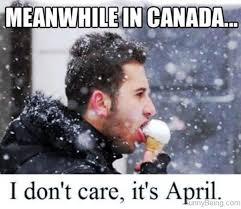 Canada Snow Meme - 97 funniest winter memes ever