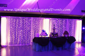 wedding backdrop led wedding backdrop draping oklahoma city wedding unique weddings