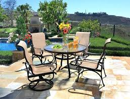 santa barbara patio furniture outdoor furniture a by material a