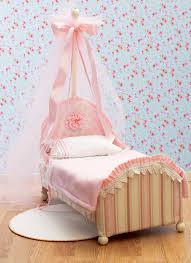sewing pattern for 18 inch dolls embellished beds and linens