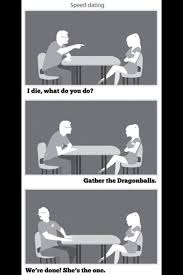 Geek Speed Dating Meme - is geek dating ever this easy