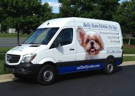 mobile pet spa specializing in dogs 35 pounds and under