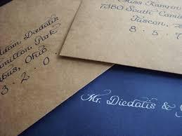 wedding invitation inner envelope etiquet matik