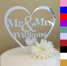 wedding cake toppers uk wedding cake toppers uk with personalised mr amp mrs topper in