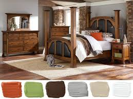 Shaker Bedroom Furniture by Bedroom Color Showcase Countryside Amish Furniture