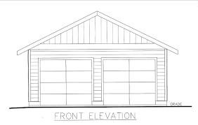 Garage Plan Garage Plan 87067 At Familyhomeplans Com