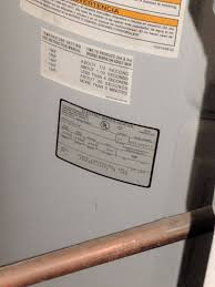 plumbing replacing 47 gal electric water heater with no pan and