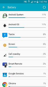 update android os how can i fix my android os battery drain after 5 1 1 update
