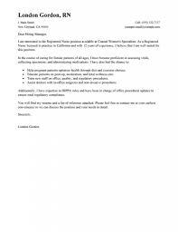 new grad nursing cover letter google search in registered