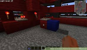 How To Make Light In Minecraft How To Make A Redstone Internet In Minecraft 6 Steps