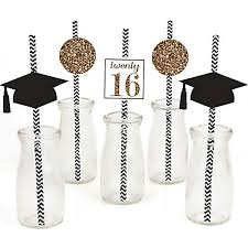 lovely gold graduation party ideas b lovely events