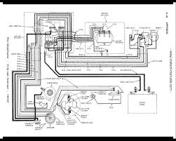 1966 33hp johnson electric start no generator wiring diagram
