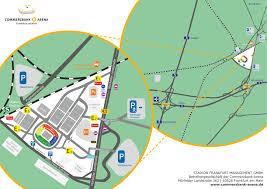 Parken In Bad Homburg Anreise Eintracht Frankfurt Offizielle Website