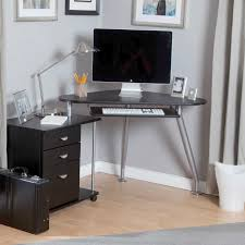 compact desks for home image of small corner computer desk in
