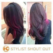 shout out to ashley from our vineland nj salon for these vivid