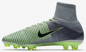pure platinum nike mercurial superfly v 2016 17 elite pack boots