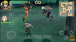 play naruto shippuden ultimate ninja impact on android