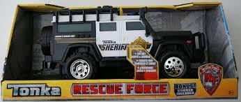 jeep tonka wrangler amazon com tonka rescue force sheriff jeep toys u0026 games