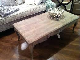 Weathered Coffee Table Distressed Coffee And End Tables Provcial Distressed Coffee Table