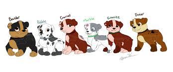 building future rubblexkyla pups paw patrol fanon wiki