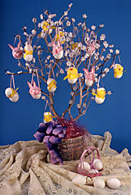 dian make your own easter egg tree