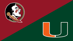 Fsu Flag College Football Week 6 Preview Florida State Seminoles Miami