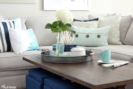 5 tips style your coffee table