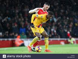Lucas Challenge Wilfried Zaha Of Palace Holds A Challenge From Lucas