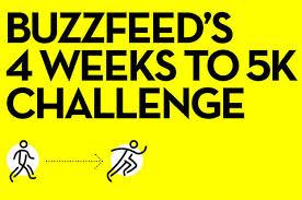Challenge Buzzfeed Ready To Run Take Buzzfeed S 4 Weeks To 5k Challenge
