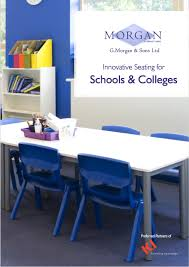 Postura Chairs Schools Secondary G Morgan And Sons Ltd
