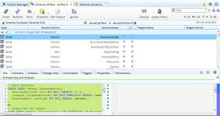sql server compare tables sql delta for sql server