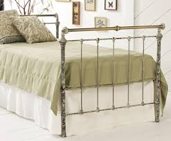 iron u0026 brass sleigh daybed charles p rogers beds direct