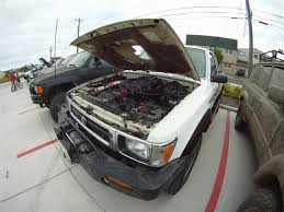 lexus v8 in toyota pickup lets talk 4runner engine swaps archive expedition portal