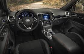 tactical jeep interior jeep adds two new models to the 2017 grand cherokee lineup