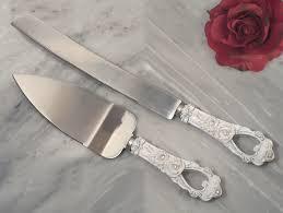 wedding cake knife set princess collection cake knife servers from 7 88 hotref